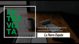 Entrevista La Nueva España Rural Talent